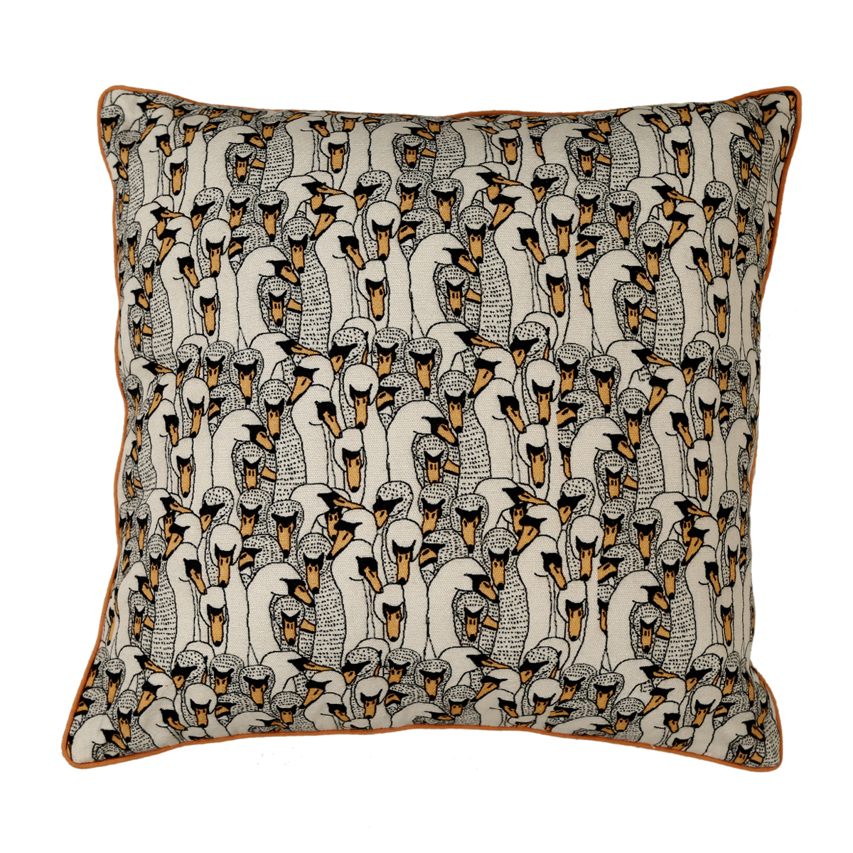 Duck Parade Cushion