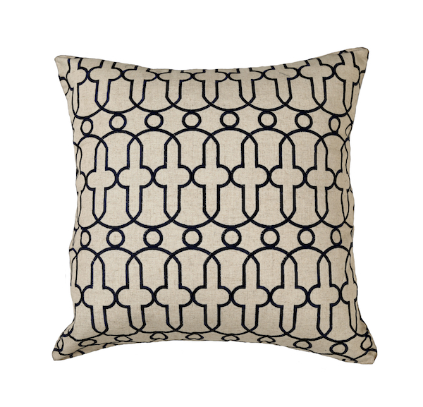 Elegant Loop Cushion