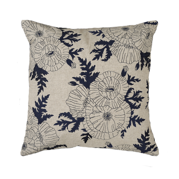 Florale Fringe Cushion