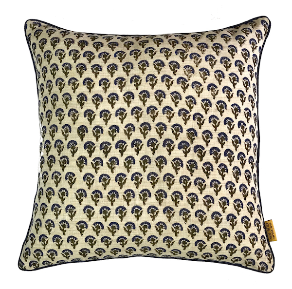 Flower Abundance Cushion