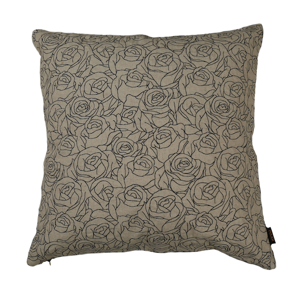 Jardin De Flores Cushion
