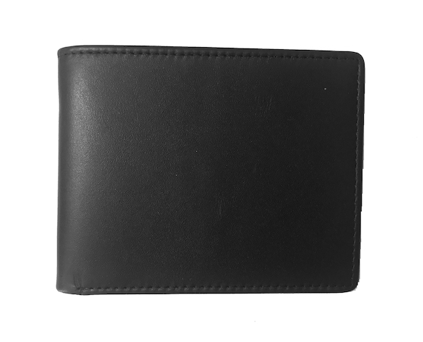 Leather Wallet: Lemur